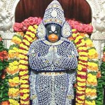 45 Feet Hanuman idol, Karya Siddhi Hanuman Temple, SGS Ashrama Bengaluru KA