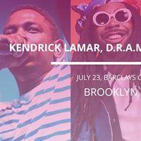 Kendrick Lamar Travis Scott DRAM