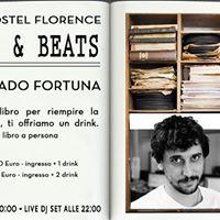 Tasso Presents  Books &amp Beats - DJ set w Corrado Fortuna