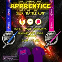 The Running Diva Malaysia  My Apprentice