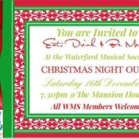 WMS Christmas Night Out