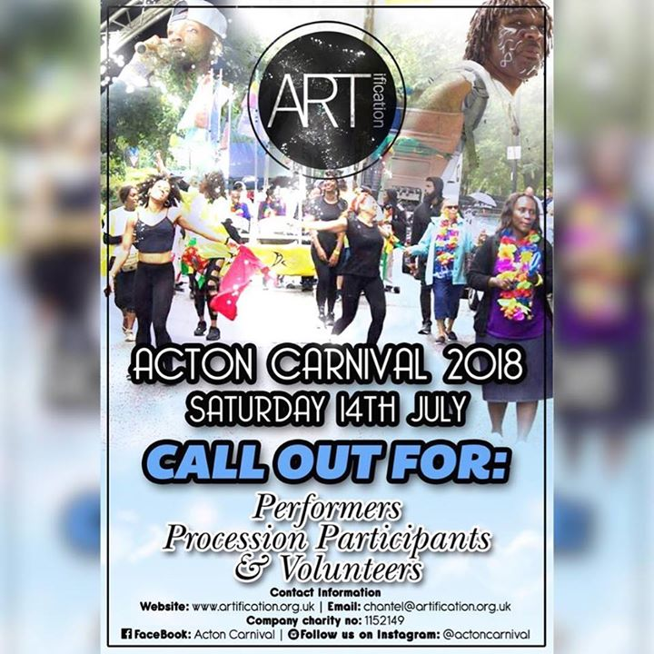 Acton Carnival 2018
