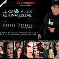 Curso &amp Taller de Automaquillaje en Reynosa