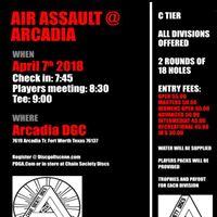 Air Assault at Arcadia DGC