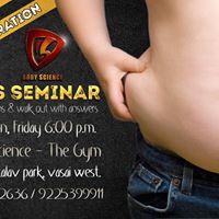 FREE FITNESS Seminar