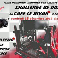 Challenge Virtual Speed au Caf le Divan  Eauze