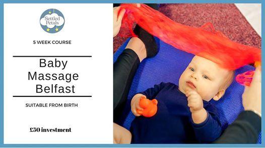 Baby Massage Belfast