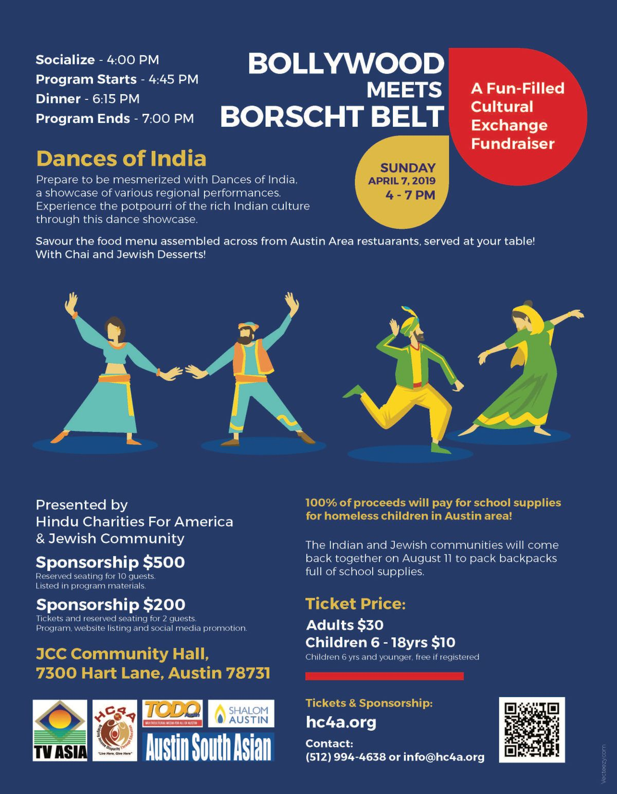 Bollywood Meets Borscht Belt
