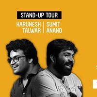 Karunesh Talwar and Sumit Anand - India Tour The Other Guys