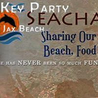 Aug 5th Lock and Key Singles Party at Seachasers in Jax Beach