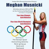 Meghan Musnicki-To speak at Hudson River Rowing Association