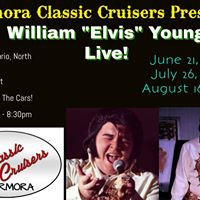 Elvis at Marmora 7 Classic Cruisers