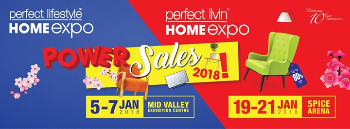 Perfect Livin 18 Home Expo at SPICE Arena