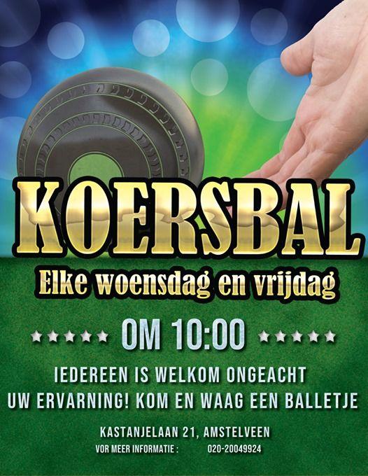 Koersbal