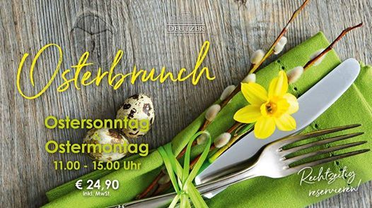 Oster Brunch (Ostermontag)