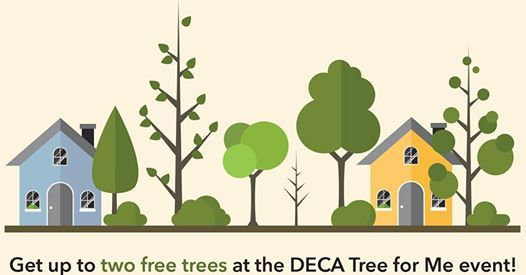 DECA Tree for Me Event