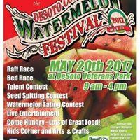 Annual DeSoto County Watermelon Festival