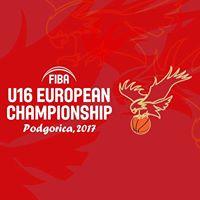 FIBA U16 European Championship 2017