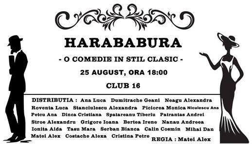 Harababura - Spectacol de teatru
