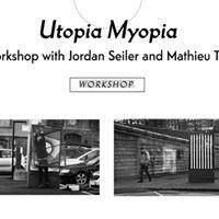 Nuart workshop with Jordan Seiler and Mathieu Tremblin