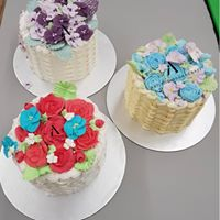 Wilton 2 - Flowers &amp Cake Design
