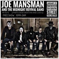 Joe Mansman and TMRB 3 Parts Dead Lock 9 at Bottom Rockers