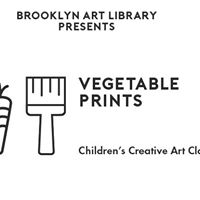 Childrens Creative Class - Vegetable Prints