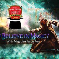 Do you Believe in Magic Wizarding Dayz Main Stage