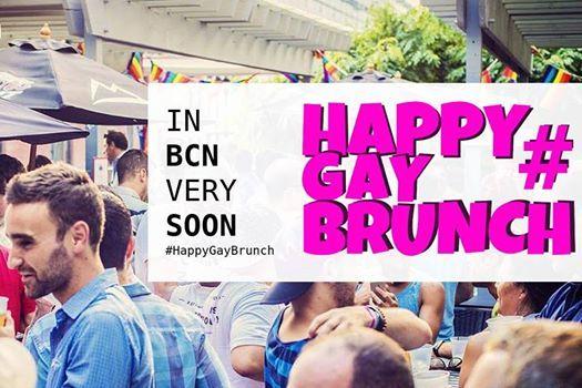 Happy Gay Brunch BCN
