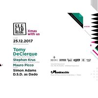 Electrique Xmas With Us w Tomy DeClerque  Hyper ShowCase