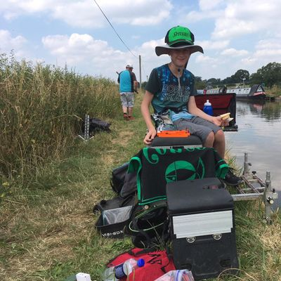 Free Lets Fish Prees Wood Pool - Learn to Fish Sessions - Hodnet AC