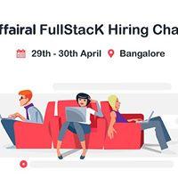 Affairal FullStack Hiring Challenge