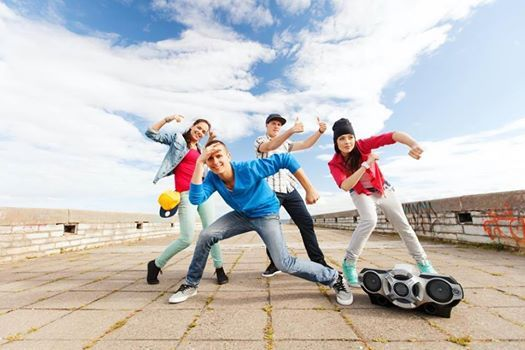 Streetdance & English 6 - 15 Jahre