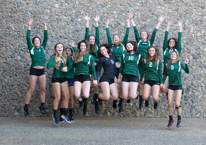 Shasta College Volleyball Camp 9-12th Grades at Shasta College, Redding