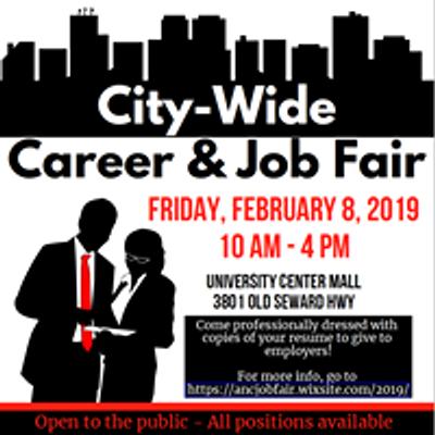 City-Wide Career & Job Fair 2019