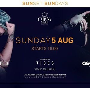 Agent Greg &amp Chris Child at Cabana Mare Sunday 5th of August