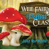 Childrens Paint Class
