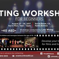 Acting Workshop for beginners at City of Lights