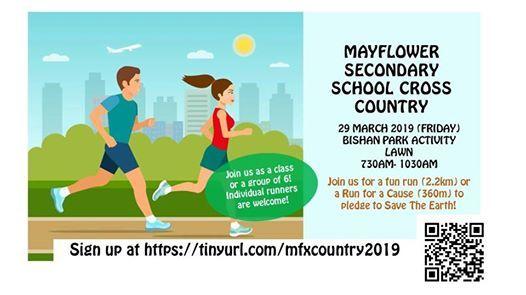 Mayflower Secondary Cross Country
