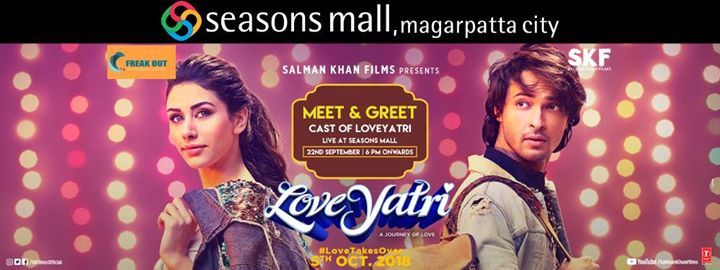 Meet the crew of LoveYatri Live
