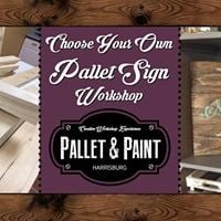 Pallet Sign Workshop