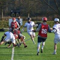 Durham vs England Mens Lacrosse