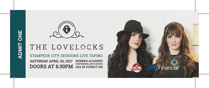 Stampede City Sessions - The Lovelocks and The Lil Smokies