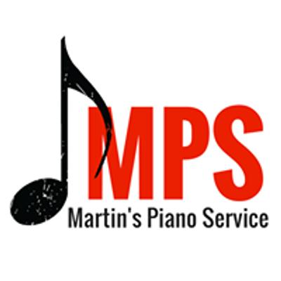 Martin's Piano Service