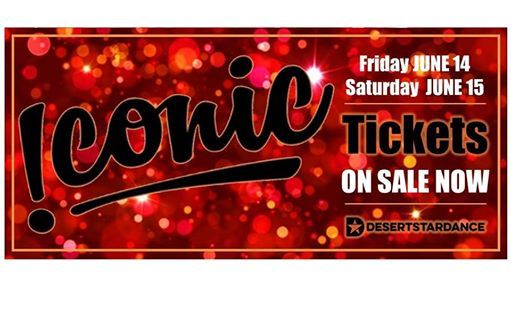 Iconic - 16th Annual Production - Saturday Matinee
