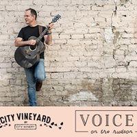 David Wilcox at City Vineyard