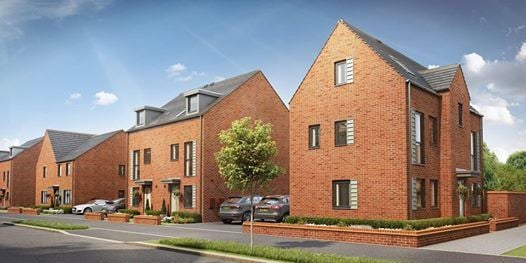 Barratt Homes - Part Exchange Event At Ladden Garden Village