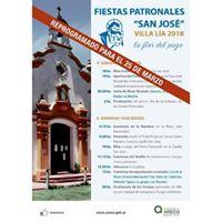 Fiestas Patronales de San Jos en Villa La