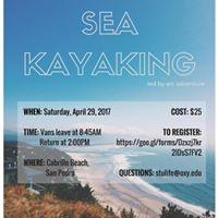 OSL Kayaking Trip