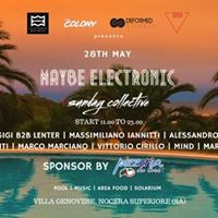 Pool Party  Maybe Electronic - Sunday Collective  28th May